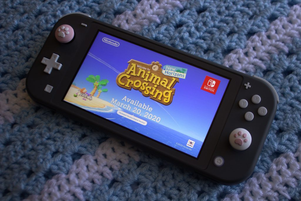 Animal Crossing New Horizons To Launch On Nintendo Switch The